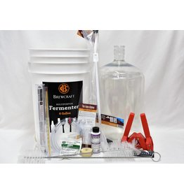 Beer Equipment Starter Kit w/ 5 Gallon PET Carboy