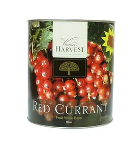 Vintner's Harvest Vintner's Harvest Wine Base, Red Currant - Can