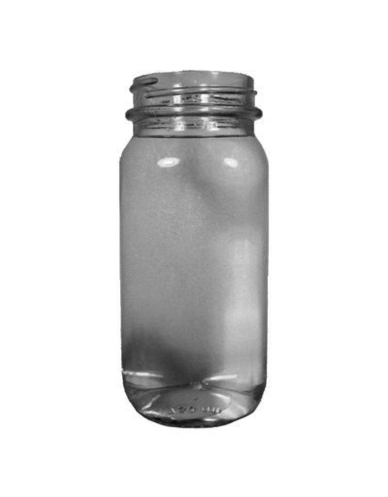 750ml Flint Mayberry Jar Spirit Bottle, cs/12