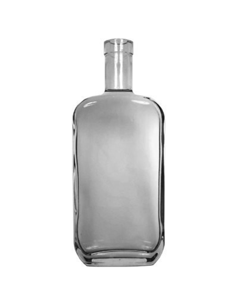 750ml Flint Nashville Design Spirit Bottle