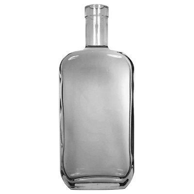 750ml Flint Nashville Design Spirit Bottle, cs/12