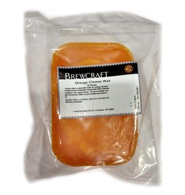 Brewcraft USA Orange Cheese Wax