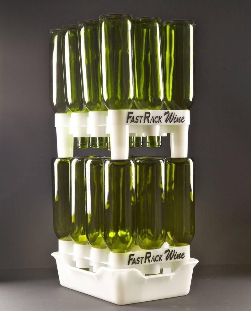 22oz / Wine Bottle Fast Rack Assembly
