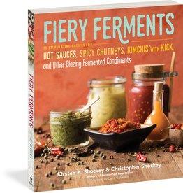 Fiery Ferments, Shockey