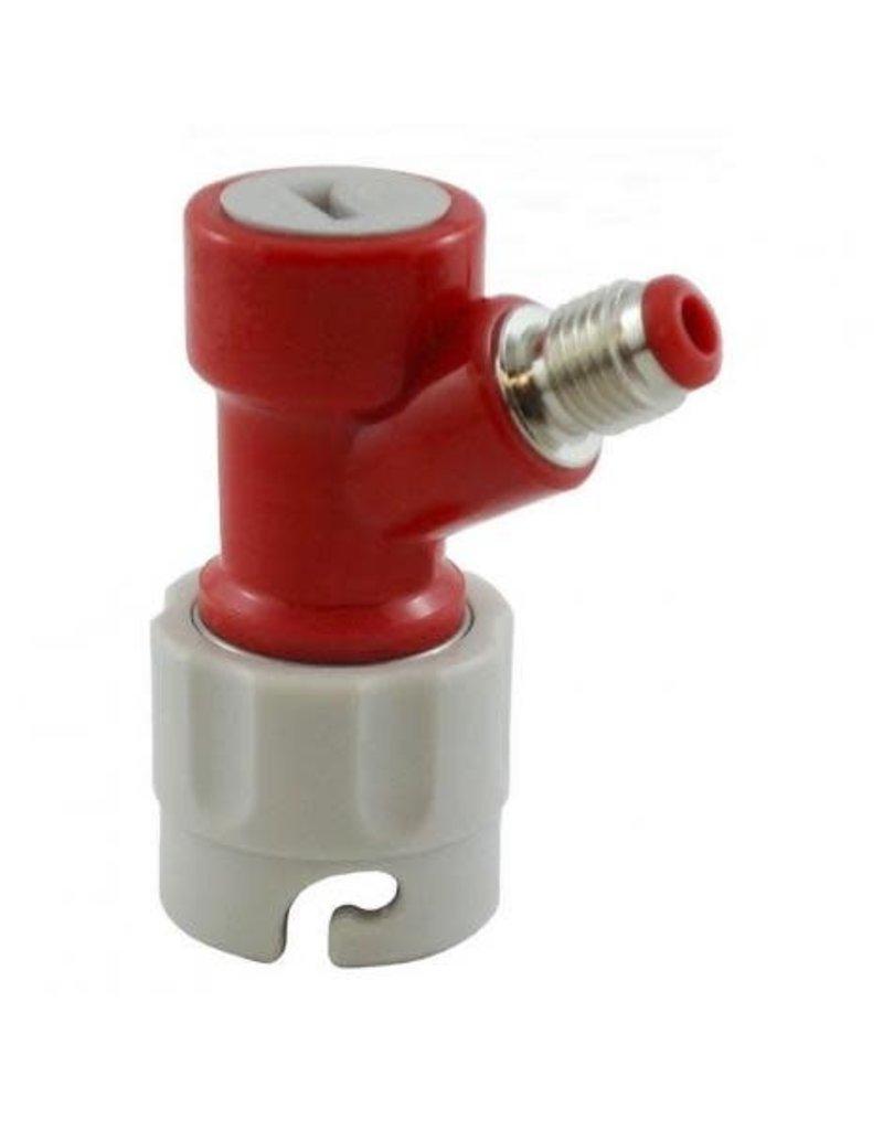Gas Coupler, Pin Lock 2-Pin