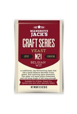 Mangrove Jack's Belgian Wit Yeast M21, 10g