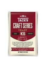 Mangrove Jack's Liberty Bell Ale Yeast M36, 10g
