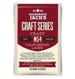 Mangrove Jack's California Lager Yeast M54, 10g