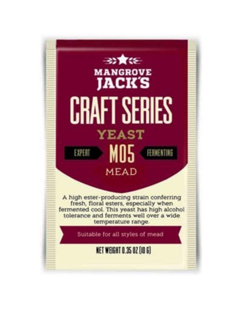 Mangrove Jack's Mead Yeast M05, 10g