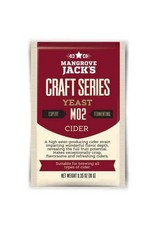 Mangrove Jack's Cider Yeast M02- 9g
