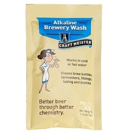 National Chemicals Incorporated Craft Meister Alkaline Wash, 2 oz.