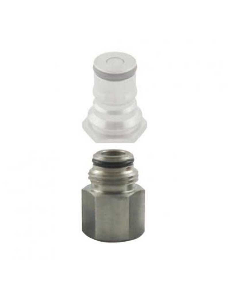 "1/4"" FPT Gas Ball Lock Adapter"