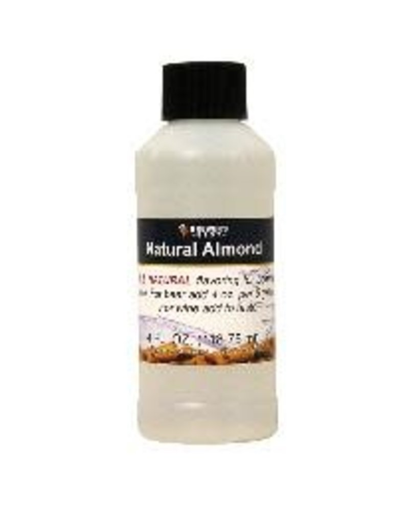 Brewer's Best Natural Almond Flavoring Extract, 4 oz