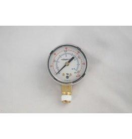 TapRite Pressure Gauge, 0-60 PSI