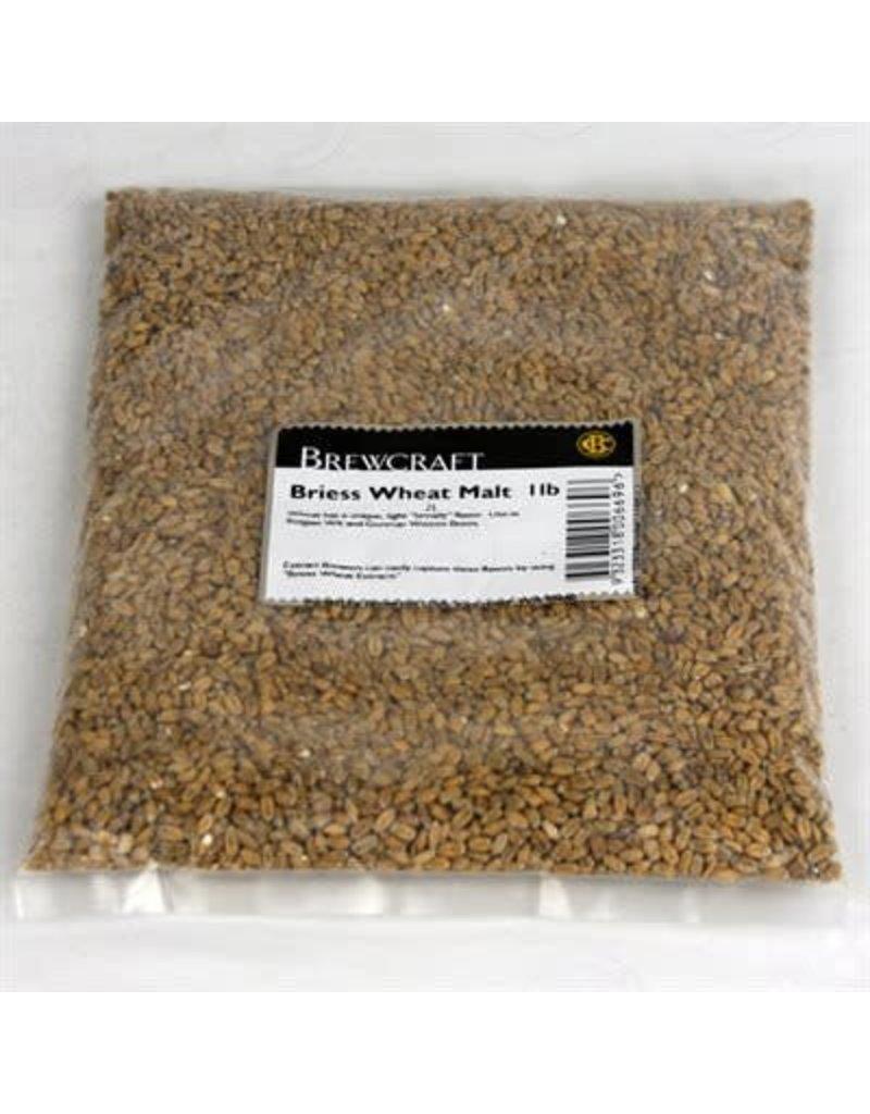 Briess Malt 1 LB. Red Wheat Malt, Breiss