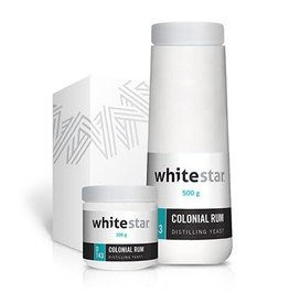 White Star Colonial Rum Yeast - D143