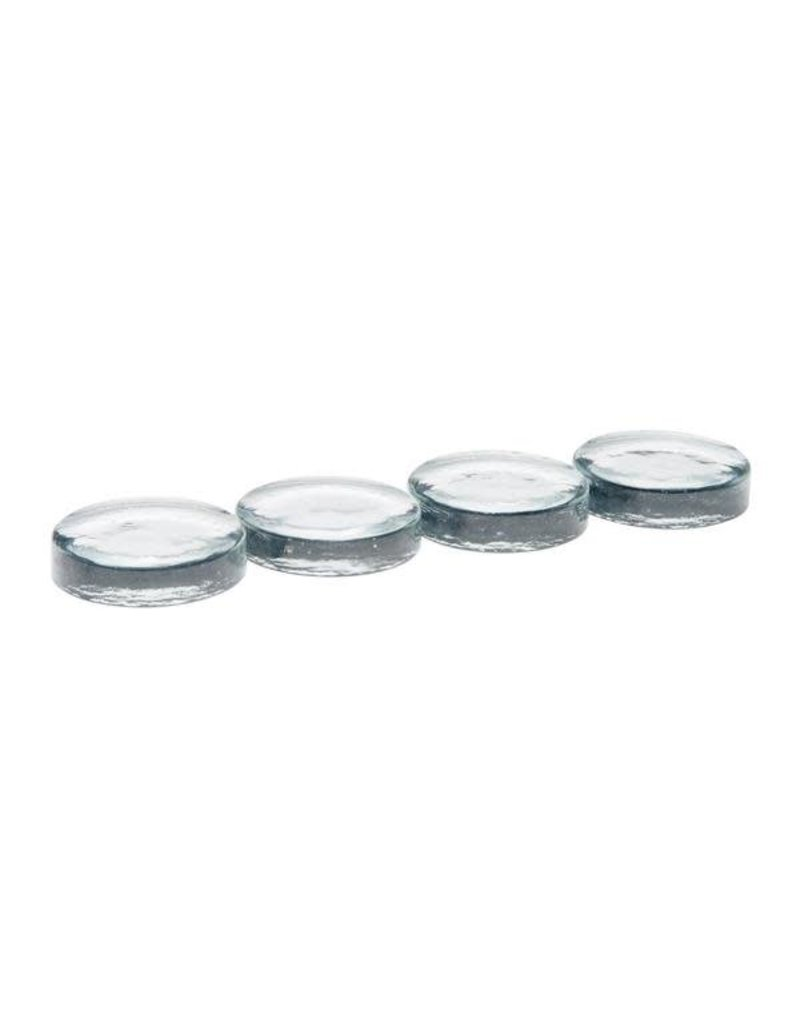 Masontops Pickle Pebbles, 4 Pack/Wide Mouth