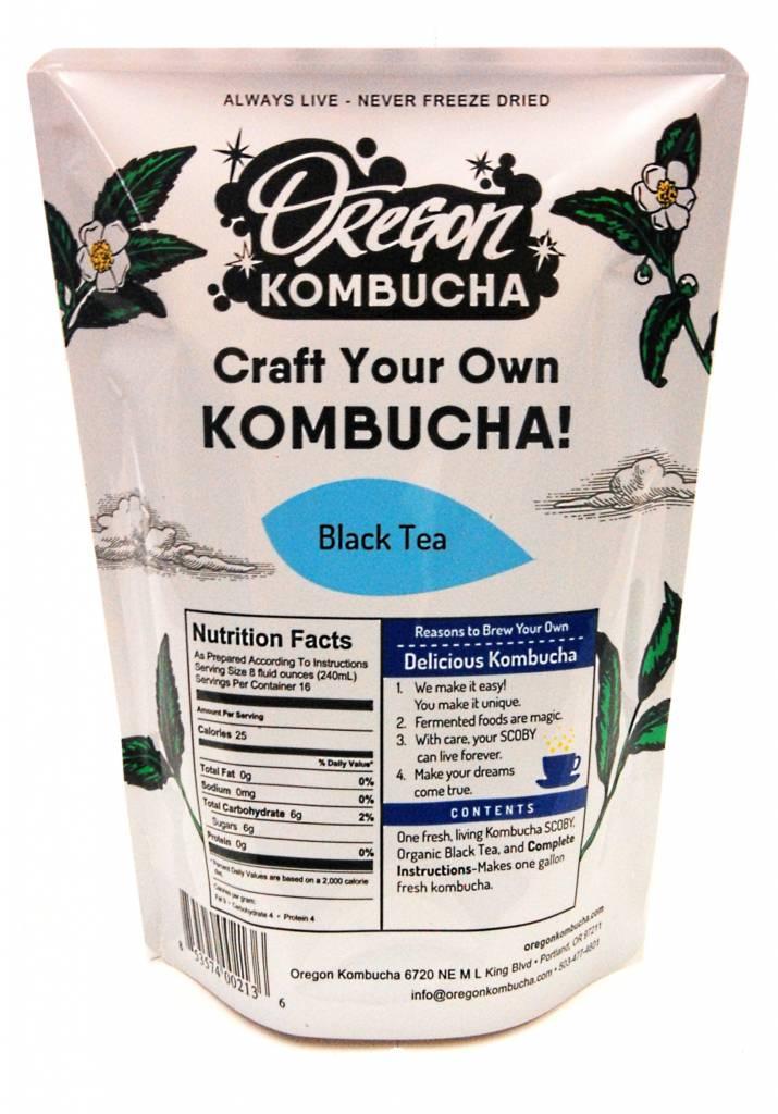 Oregon Kombucha Kombucha Starter, Black Tea