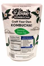 Oregon Kombucha Kombucha Starter, Coconut Green Tea