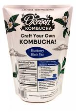 Oregon Kombucha Kombucha Starter, Blueberry Black Tea