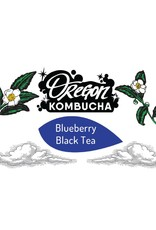 Oregon Kombucha Blueberry Black Tea Bag
