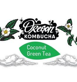 Oregon Kombucha Coconut Green Tea Bag