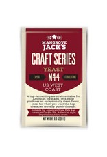 Mangrove Jack's US West Coast M44 Yeast,10 g