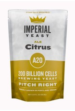 Imperial Organic Yeast A20 Citrus - Imperial Organic Yeast