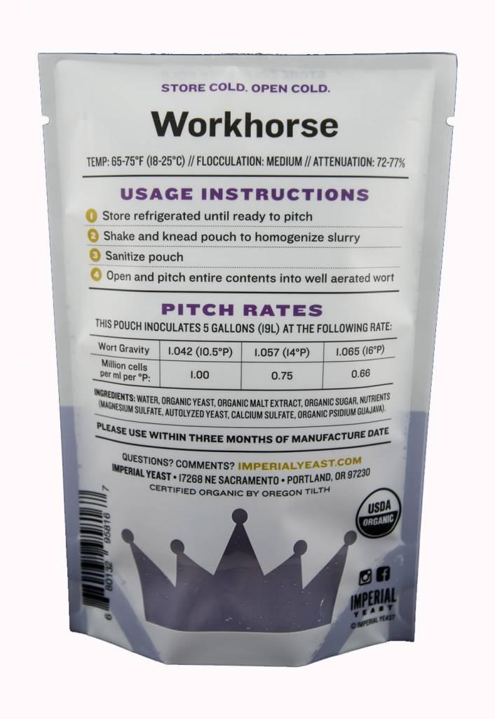 Imperial Organic Yeast B51 Workhorse - Imperial Organic Yeast