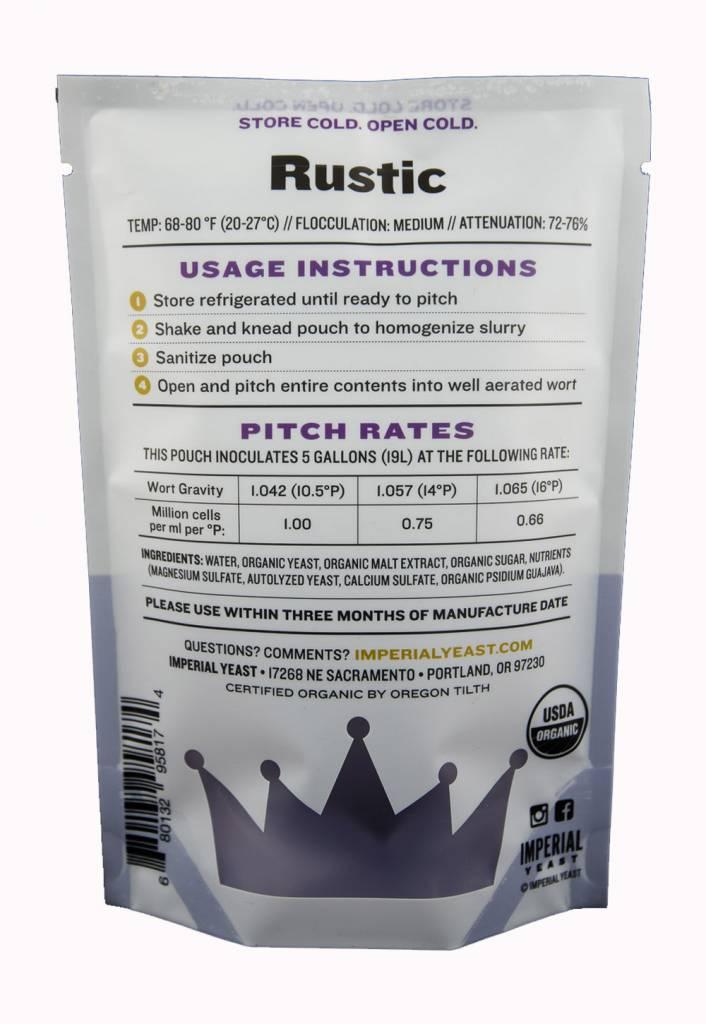 Imperial Organic Yeast B56 Rustic - Imperial Organic Yeast