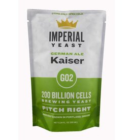 Imperial Organic Yeast G02 Kaiser - Imperial Organic Yeast