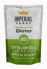 Imperial Organic Yeast G03 Deiter - Imperial Organic Yeast