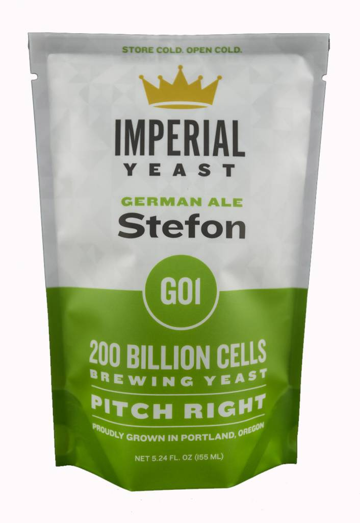 Imperial Organic Yeast G01 Stefon - Imperial Organic Yeast