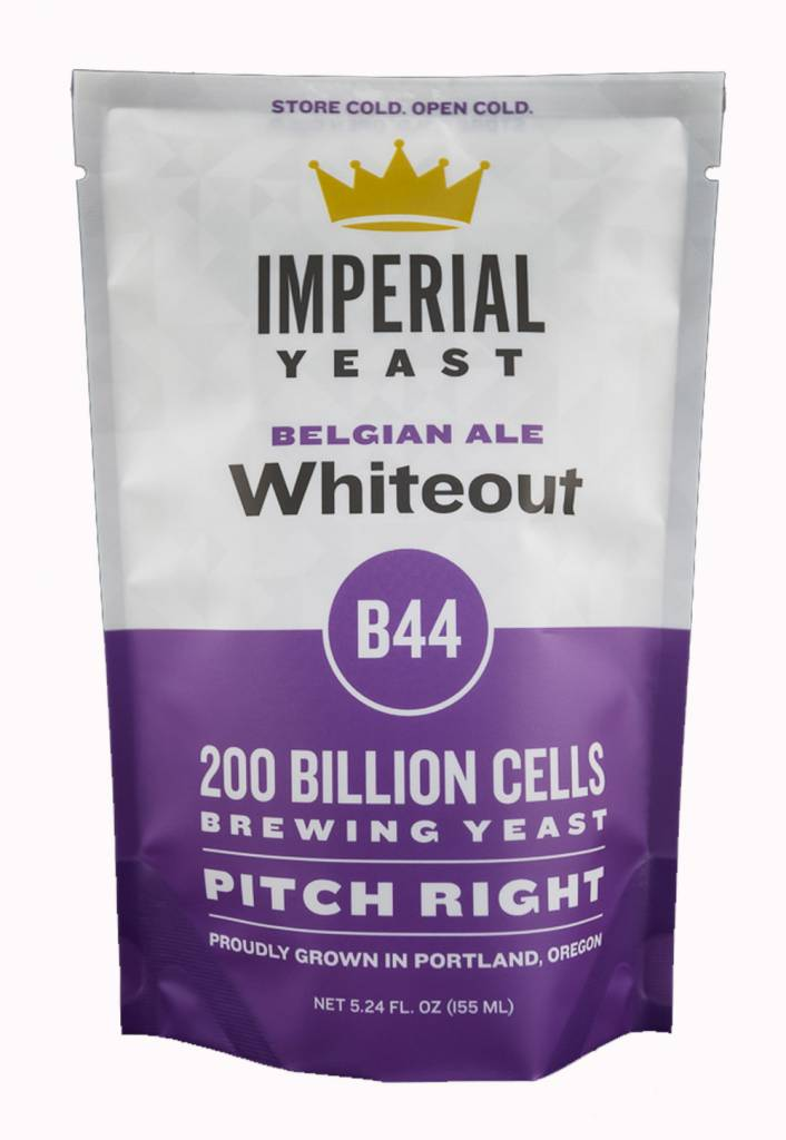 Imperial Organic Yeast B44 Whiteout - Imperial Organic Yeast