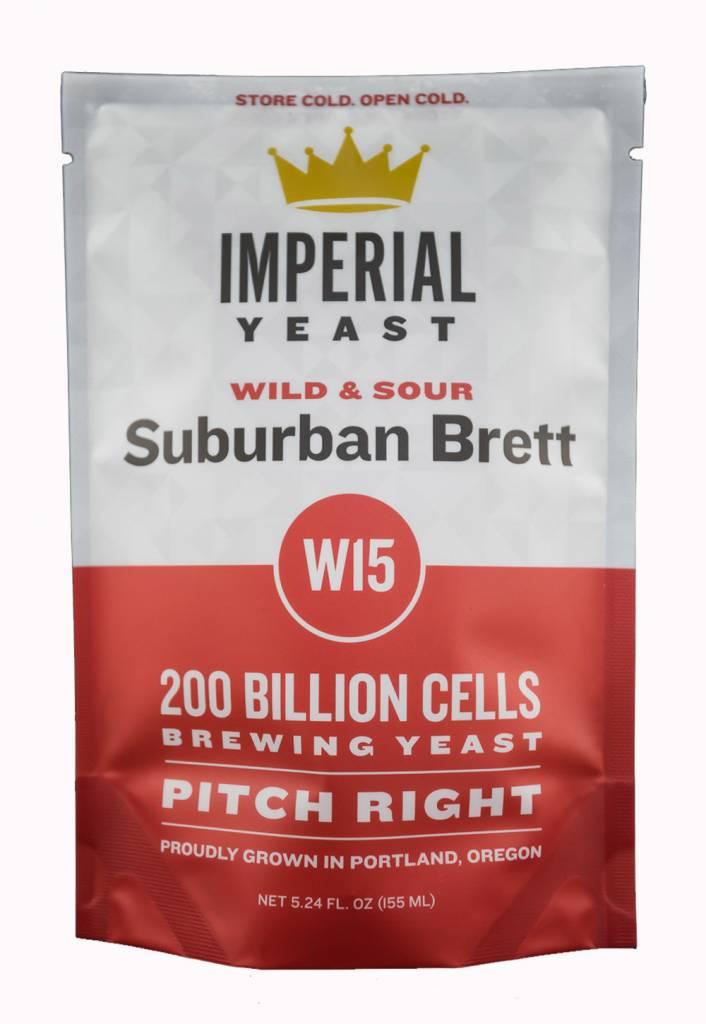 Imperial Organic Yeast W15 Suburban Brett - Imperial Organic Yeast