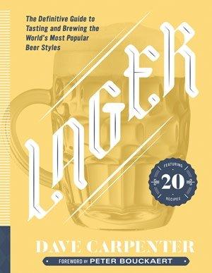 Voyageur Press Lager, by Dave Carpenter