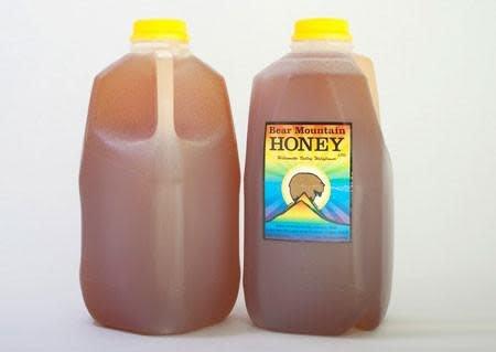 Bear Mountain Honey Wild Flower Honey, 5 lbs