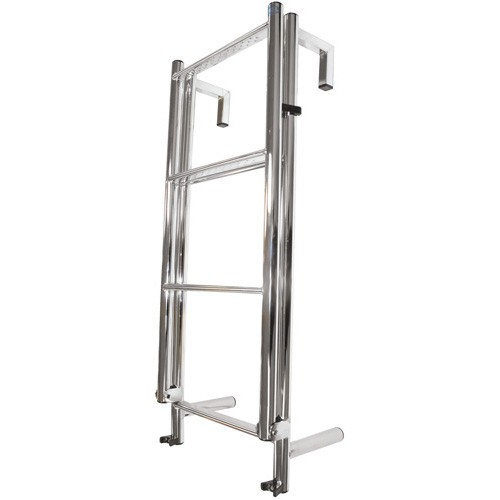 R W Basham Ladder S/S 6 Rng Toe-Rail