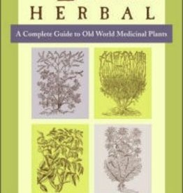 Earthwise Herbal (Old World) by Mathew Wood