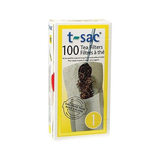 #1 T-Sac Tea Filter 100ct
