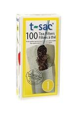 #1 T-Sac Tea Filter 100ct