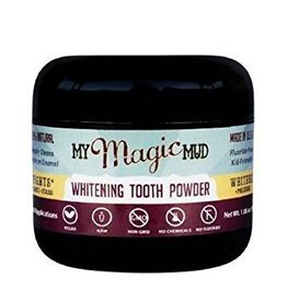 My Magic Mud My Magic Mud Whitening Toothpowder 3 oz