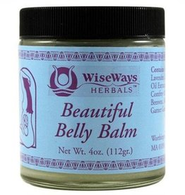 WiseWays WiseWays Beautiful Belly Balm 4 oz
