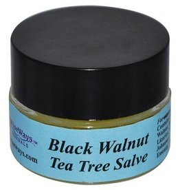 WiseWays WiseWays BlackWalnut TeaTree Salve 1 oz