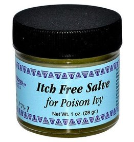 WiseWays WiseWays Itch Free Salve 2 oz