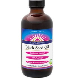 Heritage Heritage Black Seed Oil 8 oz