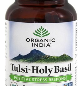 Organic India Organic India Tulsi-Holy Basil 90caps