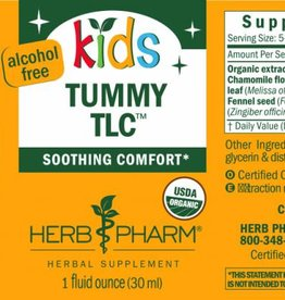 Herb Pharm Kids Tummy TLC 1 fl oz