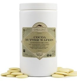 Cocoa Butter Wafers CO 8oz