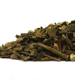 Mistletoe Leaf CO cut  1oz